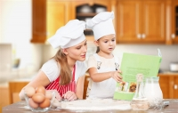 Mom and me Pasta Making | Ages 6-12 | 22th of August