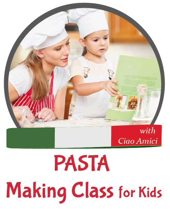 Pasta Making Class for Kids