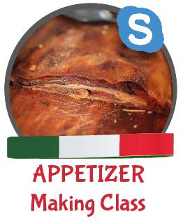 Appetizer Making Class