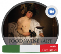 Virtual Food/Wine/Art | 24th of April