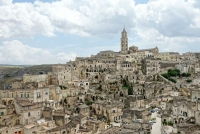An Evening in Matera